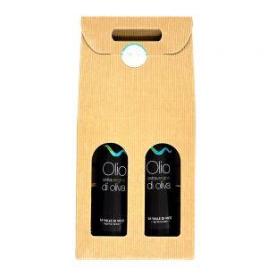 Olio Extravergine di Oliva - Confezione Regalo