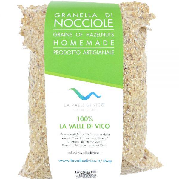 Granella di Nocciole - Tonda Gentile Romana